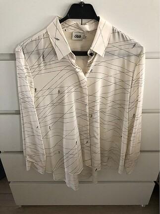Beymen Clup S İpek gömlek