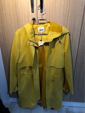 Sarı ceket