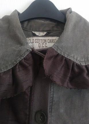 O.C.C. Vintage Ceket