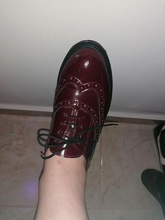 Zara oxford ayakkabı