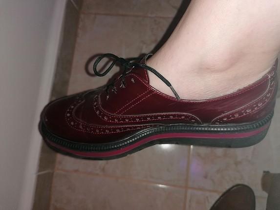 38 Beden oxford ayakkabı