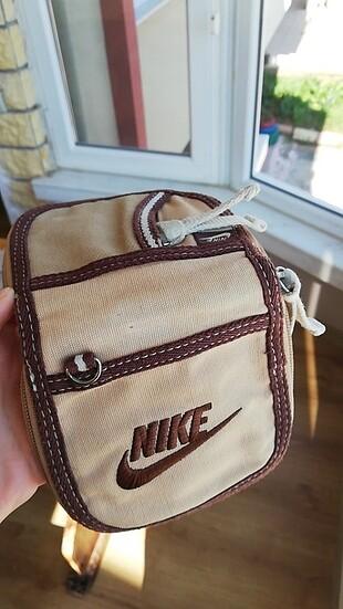 Beden kahve Renk Nike hiç kullanılmamış cüzdan