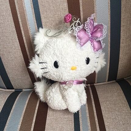 Orijinal Sanrio Hello Kitty Marka Peluş Oyuncak - Charmmy Kitty