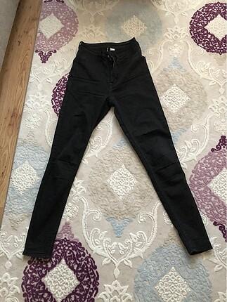 Siyah skinny jean