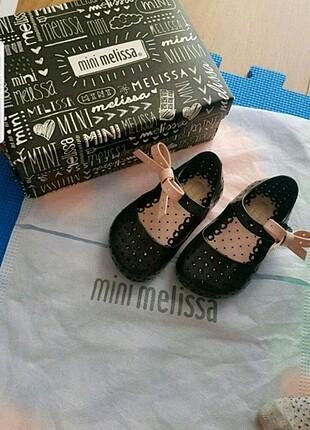 Mini Melissa Bebek Ayakkabısı