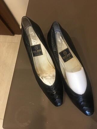 40numara İtalyan ayakkabisi vintage