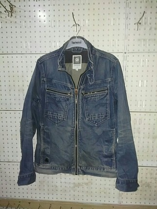 G-Star Raw jean ceket