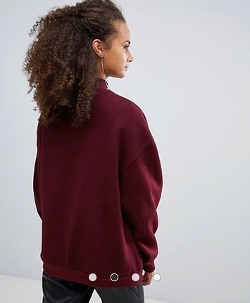 Bordo sweat