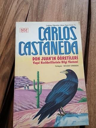 Don Juan'ın Öğretileri / Yaqui Yerlilerinin Bilgelik Yolu - Carl