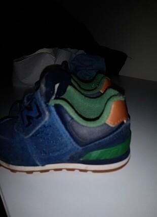 New Balance bebek spor ayakkabı