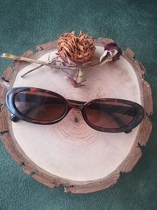 leopar desenli güneş gözlüğü