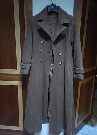 l Beden kahverengi Renk Kaban palto