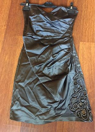 38 Beden Abiye mini elbise