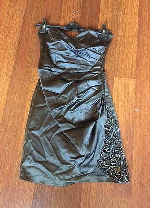 Abiye mini elbise