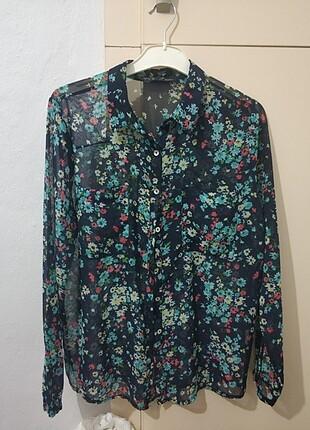 LC Waikiki transparan gömlek