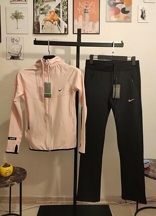 Nike İçi Pamuklu Likralı Dalgıç Kumaş Takım #adidas #puma #nike