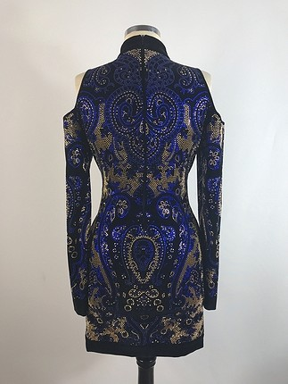Taşlı Elbise