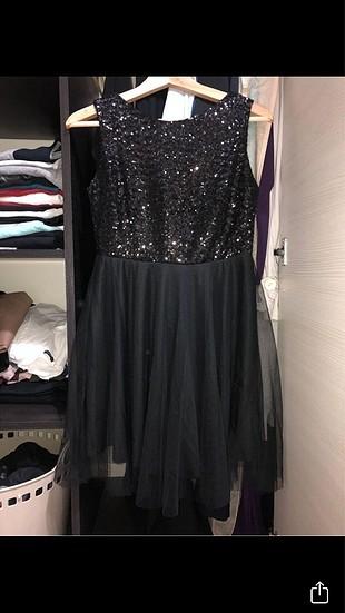 Elbise payetli