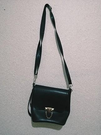 diğer Beden siyah Renk askılı çanta