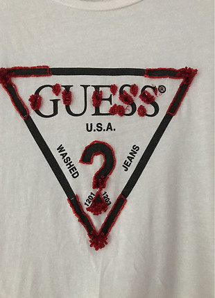 s Beden Guess orijinal tshirt