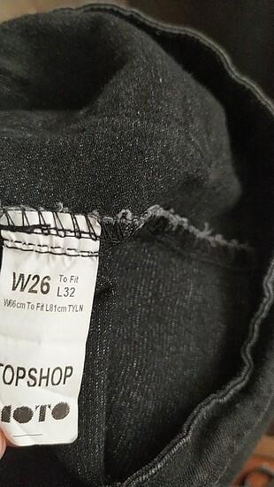 26 Beden Topshop tayt pantolon