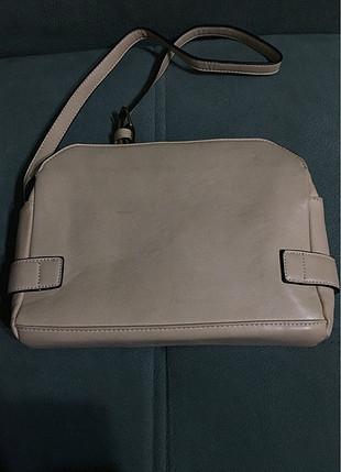 Koton Kullanılmamış temiz ten rengi çanta