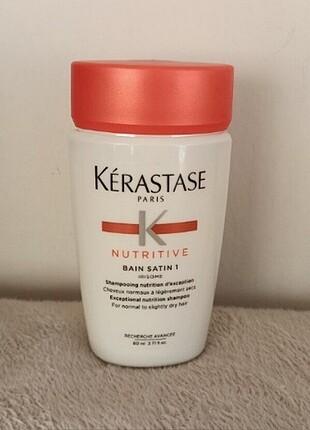 Sephora Kerastase Saç Maskesi + şampuan