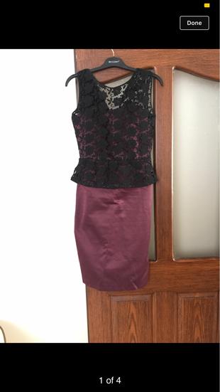 ipekyol İpekyol Kına nişan mezuniyet elbisesi