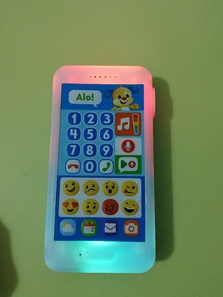 fisher price telefon