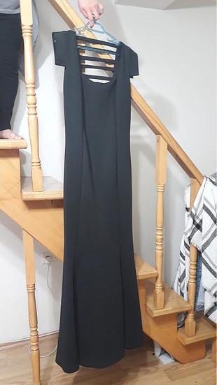 Uzun elbise