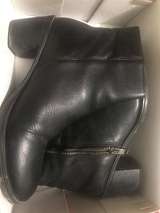 Hotiç marka iç yazısı silinmiş deri çok rahat ayakkabj