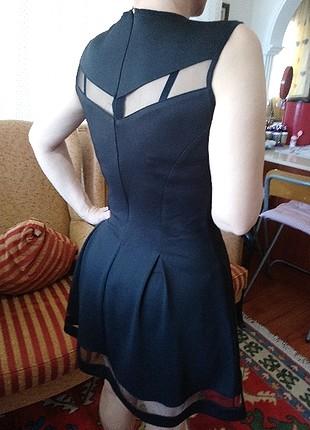 müthiş elbise