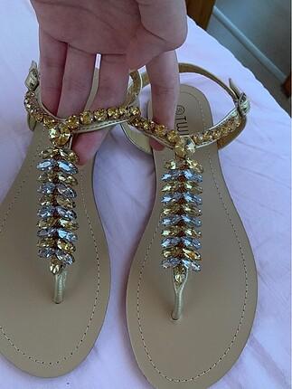 Twıgy Sandalet