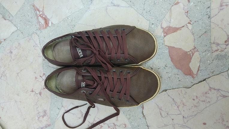 vans spor ayakkabi