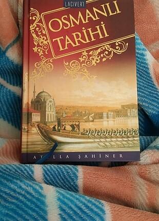 Osmanlı Tarihi Ansiklopedik Kitap