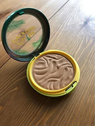 Coconut kokulu mukemmel bronzer
