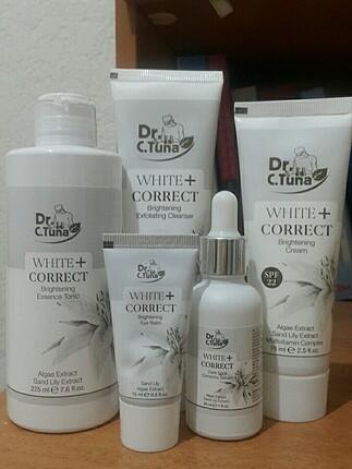 White Correct Cilt Beyazlaştırıcı Seri