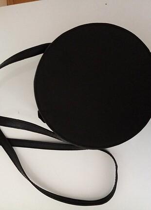 Addax Siyah çanta