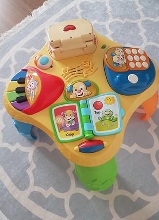 Oyuncaklar & Eğitici Oyuncak Çeşitleri Fisher Price Eğitici Kö