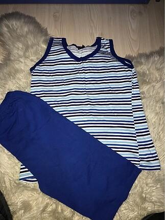 Yazlık pijama takım