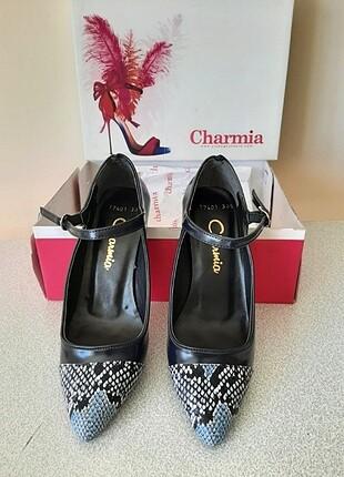 Charmia Kadın İnce Topuklu Ayakkabisi