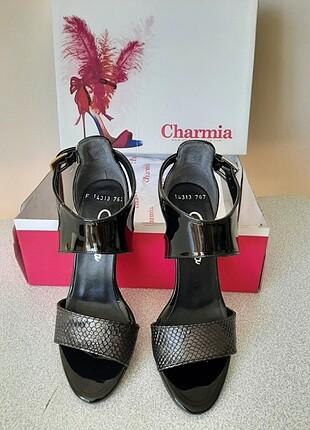 Charmia İnce Topuklu Ayakkabi