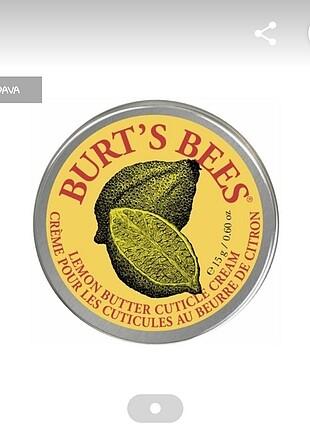 Burt's bees tırnak eti yağı