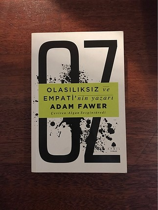 Adam Fawer Oz