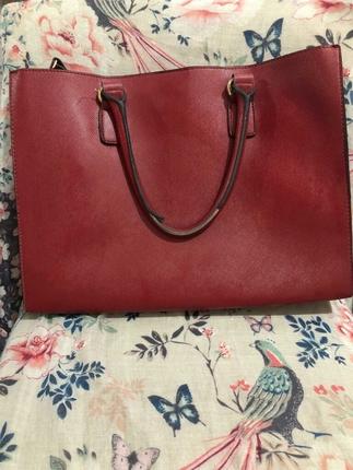diğer Beden ipekyol kırmızı çanta