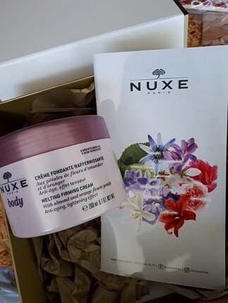 Nuxe melting firming cream
