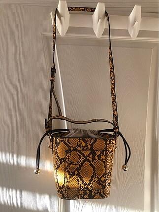 Mango bucket çanta
