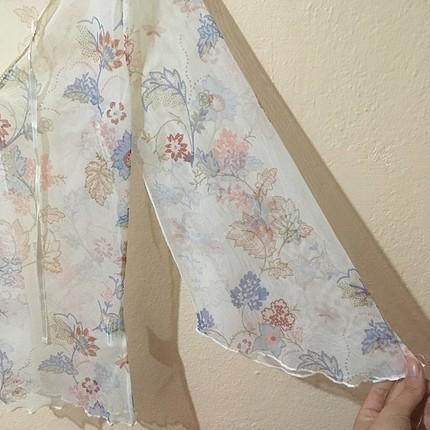Vintage Love H&M transparan bluz