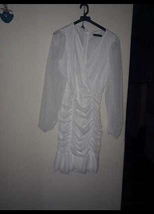Trendyol & Milla Nikah ve bride elbise