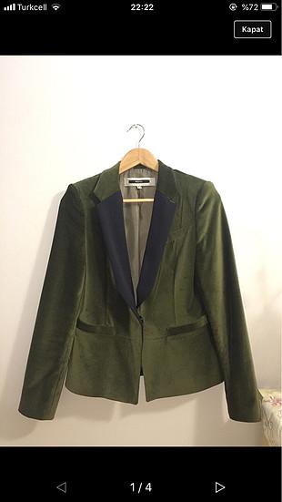Ipekyol kadife ceket